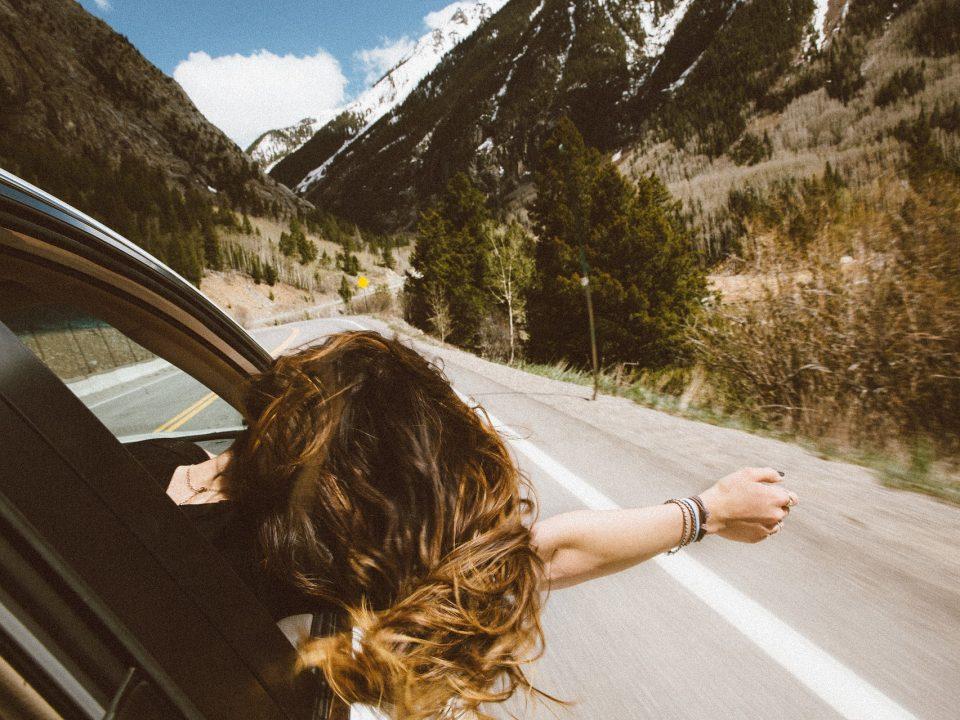 Viajes veraniegos en coche